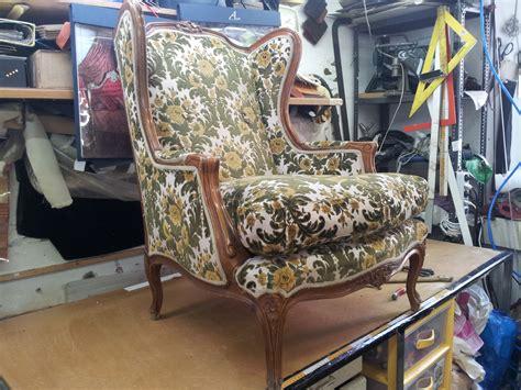 restauro sedie antiche tappezzeria gloria