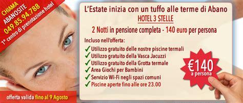 Offerte Last Minute Terme, Pacchetti