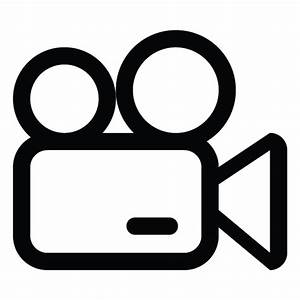 Video Camera Icon - ClipArt Best