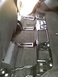 Bench Bucket Seats by Complete Cloth To Leather Swap Bench To Bucket Seats In