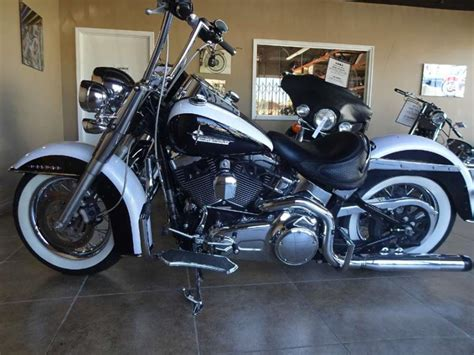 2007 Harley Davidson Softail Deluxe by Gangsta Softail Motorcycles For Sale