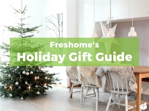 Holiday Gift Guide For Design Lovers Freshome