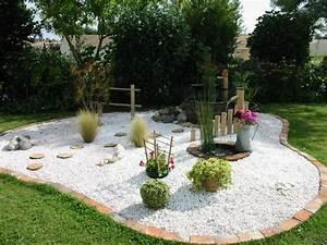 amenager un coin de jardin zen nouveaux modeles de maison With amenager un coin zen dans le jardin