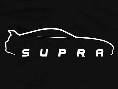 toyota supra logo supra mk4 car t shirt toyota supra mark4 mk 4 automotive