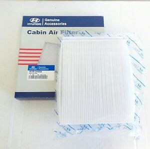 Hyundai Elantra Cabin Air Filter by New 2007 2013 Hyundai Elantra All Models Interior Cabin