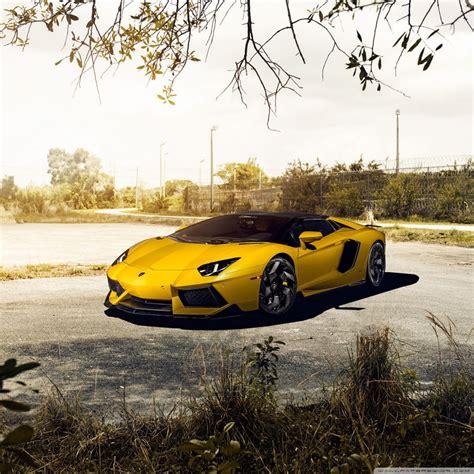Lamborghini Aventador 4k Hd Desktop Wallpaper For 4k Ultra