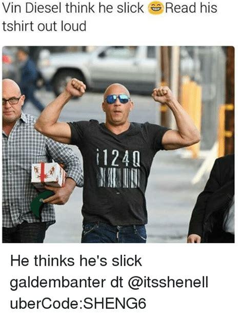 Vin Diesel Memes - funny slick memes of 2017 on sizzle bandwagoner