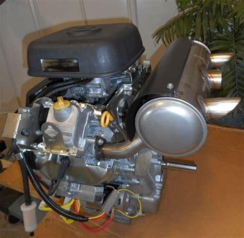 Boat Engine Upgrades by Boat Motor Upgrades 40 44 48 Hp Briggs Stratton