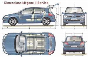 Renault Scenic Dimensions  The Vector Drawing Renault