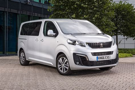 New Peugeot Traveller 2018 Review Auto Express