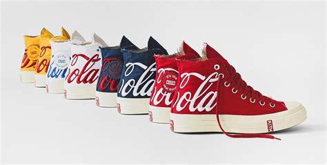 kith  coca cola  converse chuck  collection release