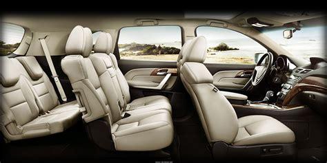 2014 Acura Mdx Captains Chairs by Acura Mdx 2013 Potencia Desempe 241 O Y Refinamiento Lista