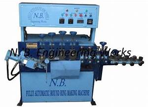 Automatic Wire Ring Making Machine  Capacity  Up To 20 Pieces   Minute  Rs 300000   Piece