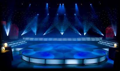 Concert Stage Background Spotlight Backgrounds Empty Wallpapers