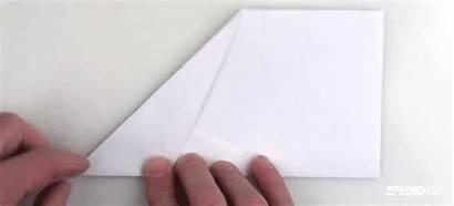 Paper Plane Trick Airplane Japan Aeroplane Tv