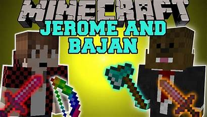 Minecraft Popularmmos Team Crafted Jeromeasf Epic Mod
