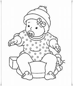 Babybilder Zum Ausmalen : malvorlagen baby kostenlos ~ Markanthonyermac.com Haus und Dekorationen