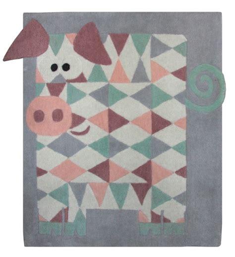 tapis ourson chambre bébé nattiot les tapis pour bébé de design unique