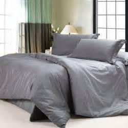 diaidi solid dark grey bedding sets luxury grey comforter set hotel bedding sets queen king size