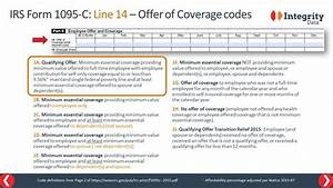 aca code 1a alert irs clarifies 1095 c guidance for a With aca document c