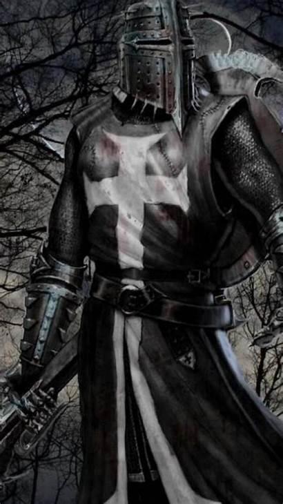 Medieval Knights Templar Fantasy Wallpapers Swords Trees
