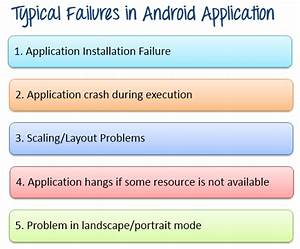 Complete Guide To Android Testing  U0026 Automation