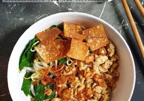 Dapur mom's ccc 3.195 views6 months ago. Resep Mie Ayam Kriting Medan oleh DiyanaHung - Cookpad
