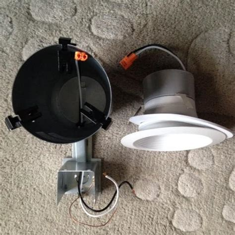 grounding a ceiling fan grounding wire question retrofit light fixture with led