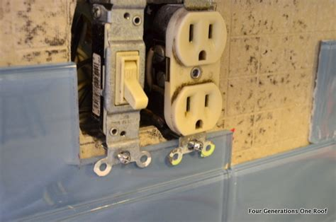 how to install a kitchen backsplash diy
