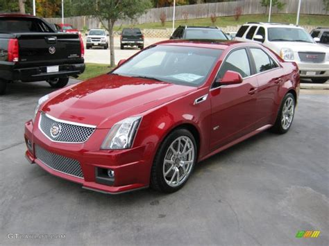 Cadillac Crystal Red Tintcoat Paint Code