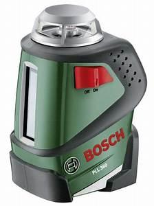 Niveau Laser Bosch Pll 360 : bosch pll 360 livella laser a 360 ~ Dailycaller-alerts.com Idées de Décoration