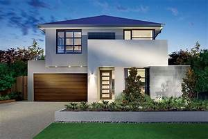 Modern house plans views house plans 22258 for Modern home plans with views