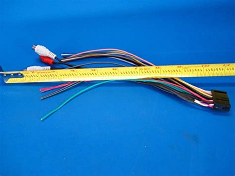 Pin Radio Power Plug Stereo Wire Harness Male Back Clip