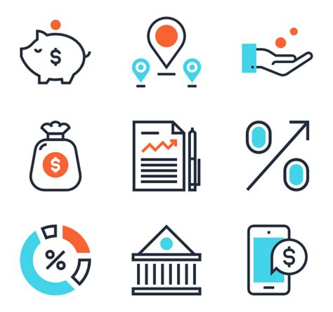Bank Icon Banking Icons 17 576 Free Vector Icons