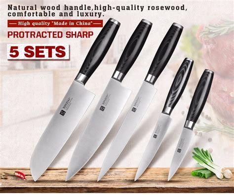 kitchen knife sets aliexpress knives block