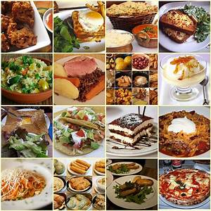 Foodvsfood types of foods for Cuisine types