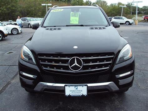 mercedes ml 350 used 2013 mercedes ml350 4matic 350 4matic for sale