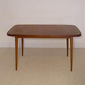 Table Scandinave Extensible : table repas vintage scandinave extensible la maison retro ~ Teatrodelosmanantiales.com Idées de Décoration