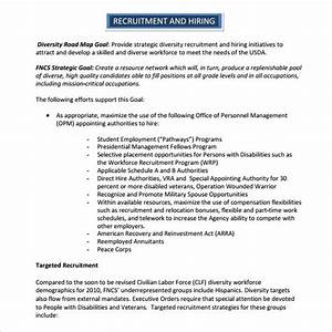Sample recruitment plan templates 7 free documents in pdf for Hiring proposal template