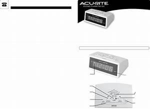 Acu Rite 02098 Manual Pdf