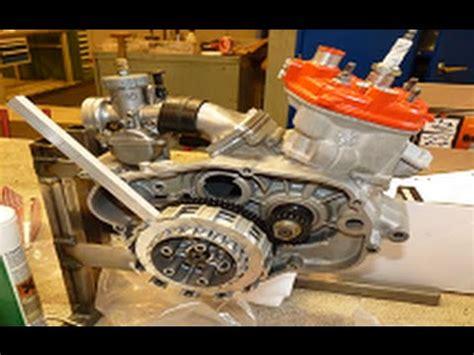 Two Stroke Cylinder Installation Bidalot 94ccminarelli