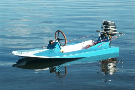 Mini Wooden Boat Plans by Minimax Hydroplane Steering Search Boat
