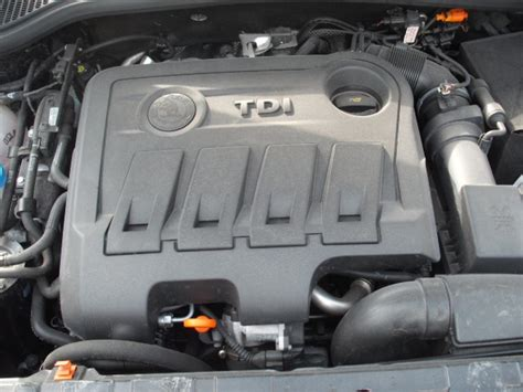 2010 Skoda Yeti 2l Diesel Engine Cfhc Vat Invoice Included