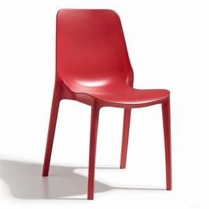 Chaise Terrasse Restaurant : chaise empilable pour terrasse de bar chaise de restaurant design drop 4 pinterest ~ Teatrodelosmanantiales.com Idées de Décoration