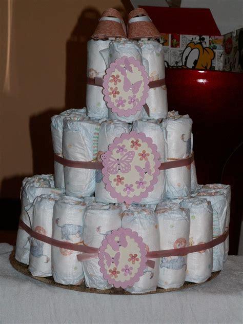 di pannolini latizycreacrea torta di pannolini