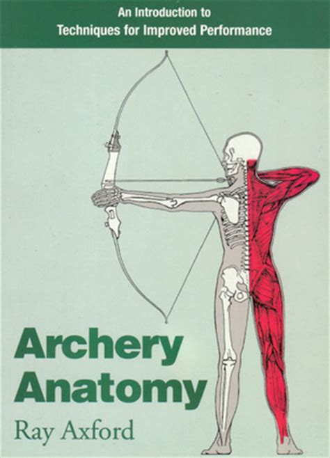 archery anatomy independent publishers group