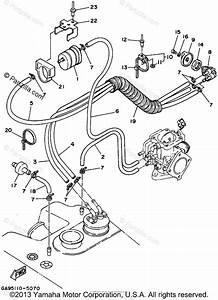Yamaha Waverunner 1995 Oem Parts Diagram For Fuel