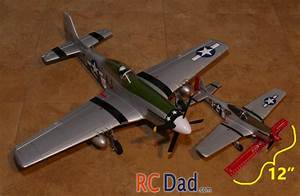 P51d Mustang Ultra Micro Rc Airplane