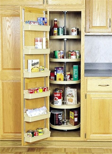 Kitchen Closet Organization Ideas - pantry design ideas small kitchen peenmedia com