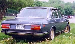 1971 1972 1973 Bmw Bavaria  E3